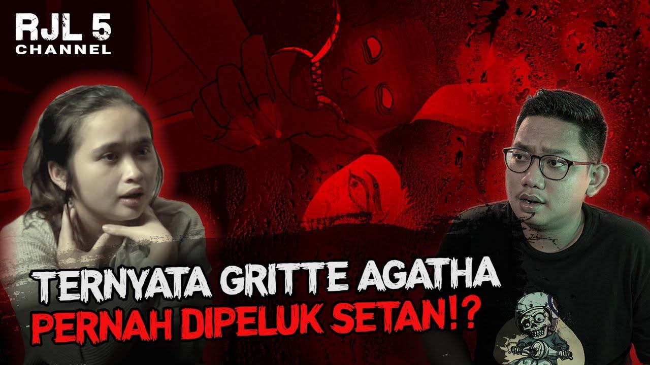 TERNYATA GRITTE AGATHA PUNYA BANYAK CERITA HOROR!! #OMMAMAT