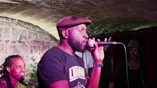 Ligeh Moneh & Le FeelDaLinX au Kibélé Show par Persa Industrie