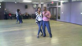 Ernest Williams & Maricela Wilson: Vals workshop @ YSBD