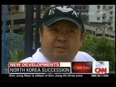 Kim Jung Nam, Kim Jung Il's 1st Born on North Korea