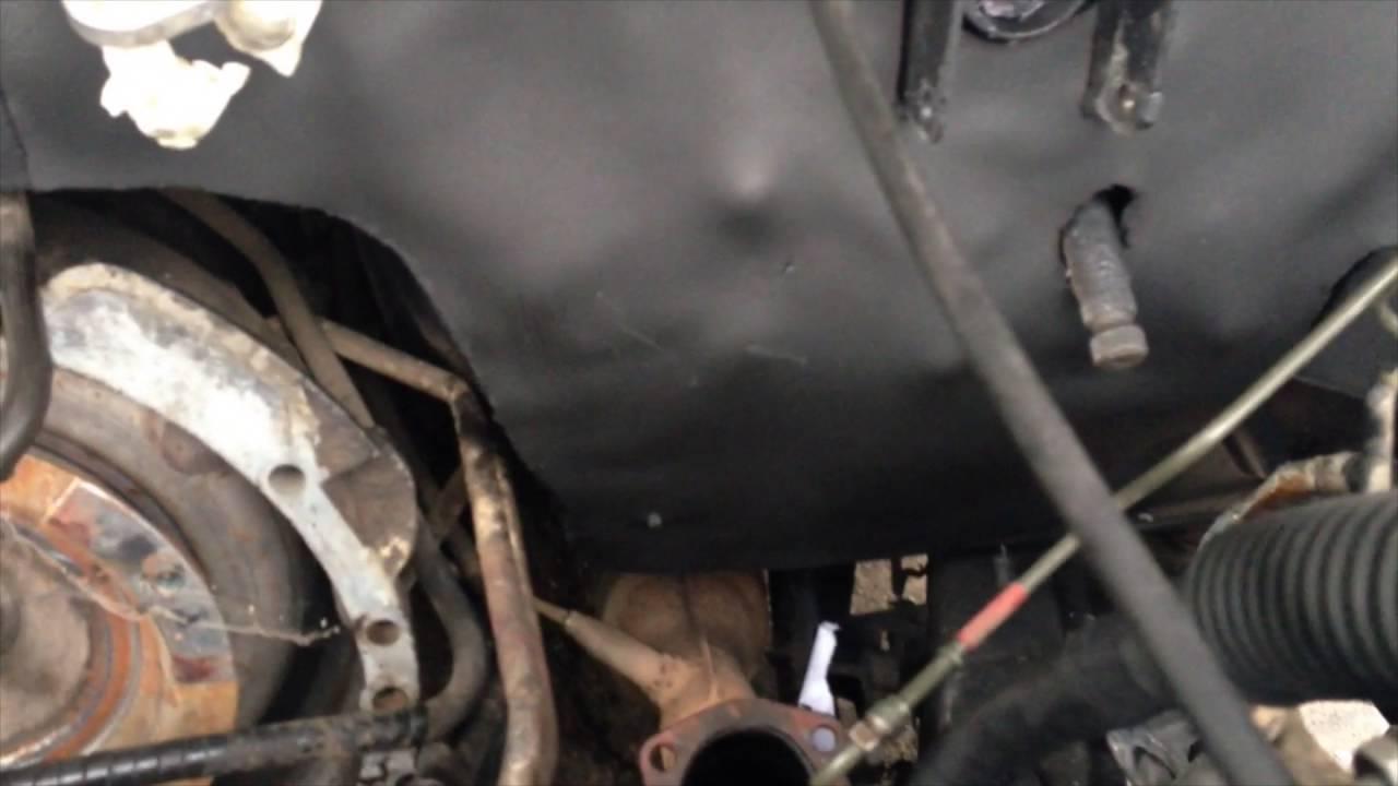 Трансмиссионное управление Range Rover P38 (PEGAS)