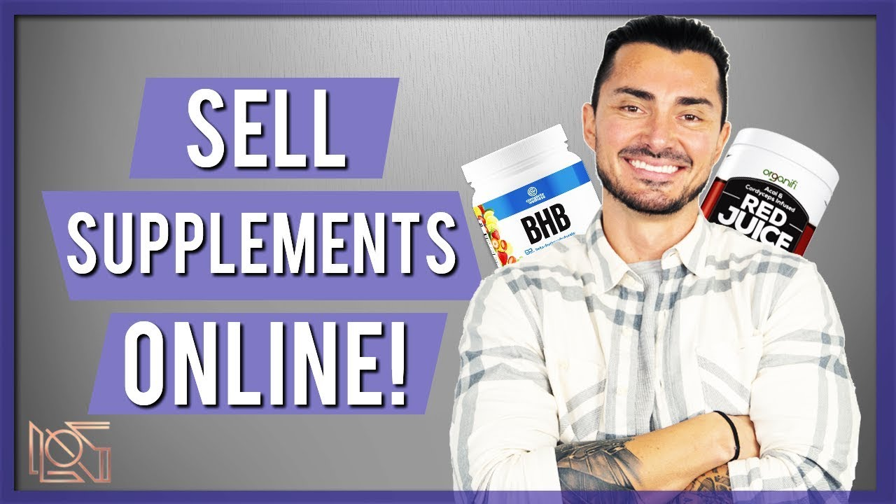 How to Sell Supplements Online (From Working With Fitness Influencers to  Shopify Stores!)
