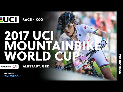 2017 UCI Mountain bike World Cup presented by Shimano - Albstadt (GER)