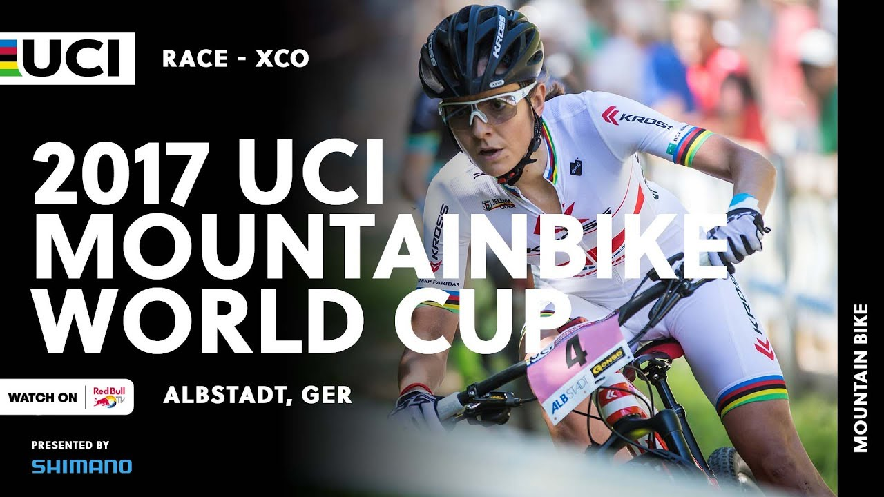 Bad Albstadt 2017 uci mountain bike cup presented by shimano albstadt