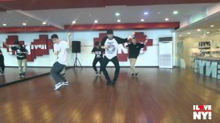 EXO-K Thunder choreography by seven