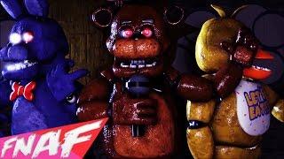 [SFM FNAF] FNAF SONG Remix: Five Nights at Freddy