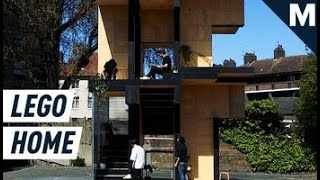 Lego-Like House Seeks To Transform How We Build (And Live In) Our Homes | Mashable
