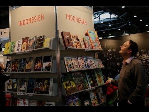 Indonesia di Leipzig Book Fair 2015