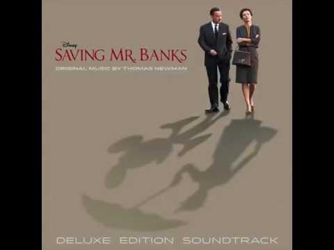 Saving Mr. Banks OST - 08. Feed the Birds (Tuppence a Bag) - Julie Andrews