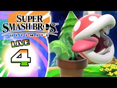 Let's Stream Super Smash Bros. Ultimate ITA [VS Iscritti 4 + Compleanno?] thumbnail