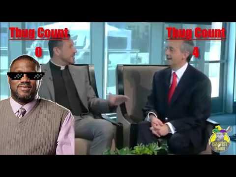 Thug Life Christian Pastor VS Gay Pastor