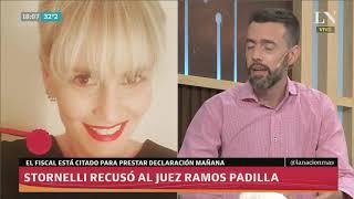 El Fiscal Stornelli recusó al juez Ramos Padilla - Café de la Tarde