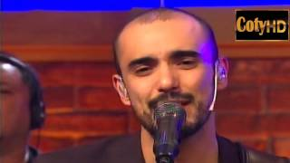"Gracias Por Venir 2013 Abel Pintos estrena en vivo ""Aqui te espero"""