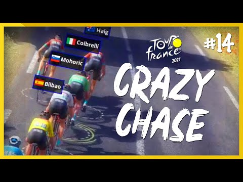 CRAZY CHASE! - Tour de France 2021: Stage 14 / Pro Cycling Manager 2021 |