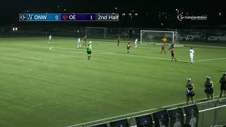 Highlights: ONW Boys Soccer vs Olathe East   August 24, 2018