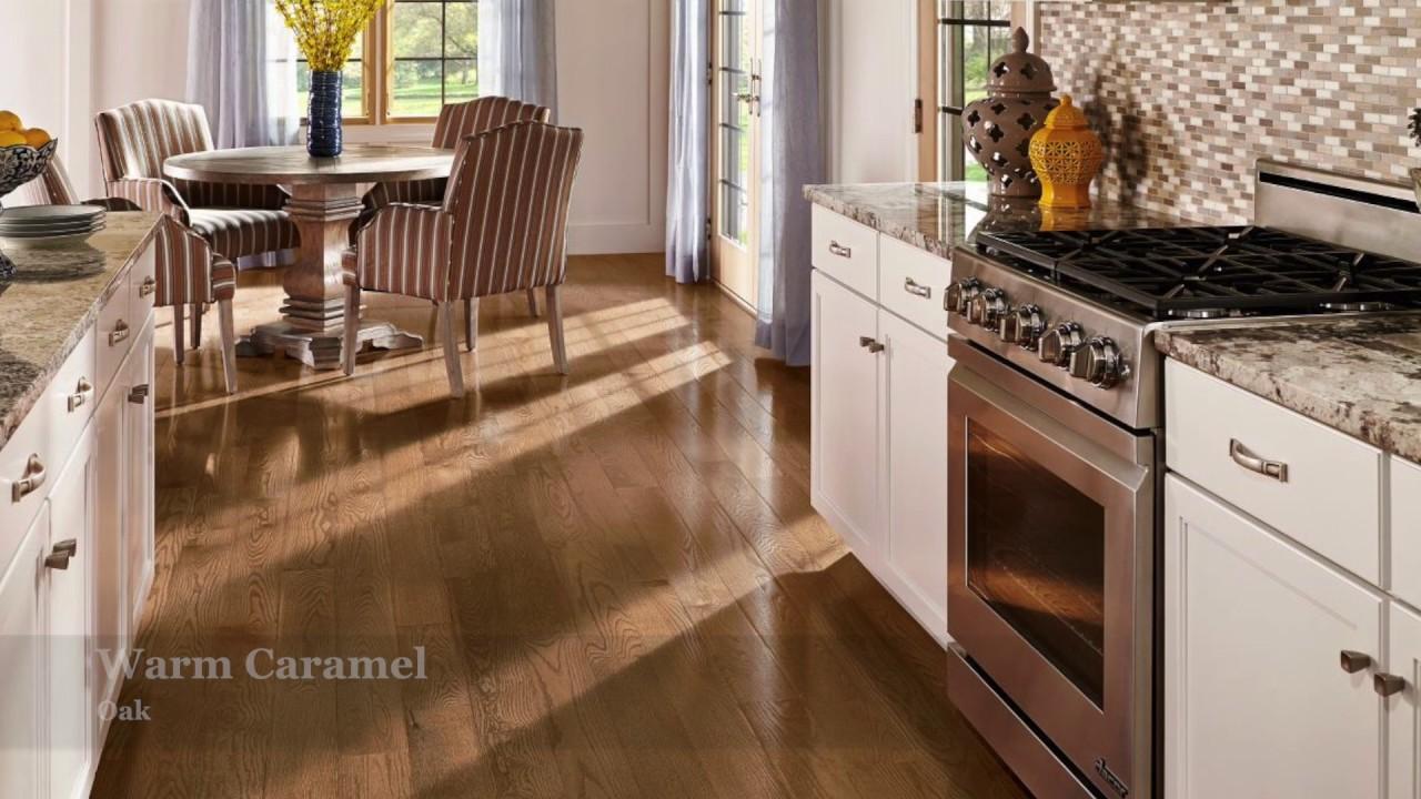 Armstrong Prime Harvest Oak Hardwood Flooring