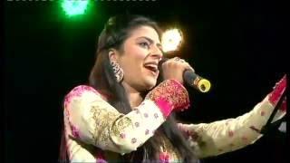 "Sarrika singh performing song ""Allah ye ada"" for Sur Sangat."