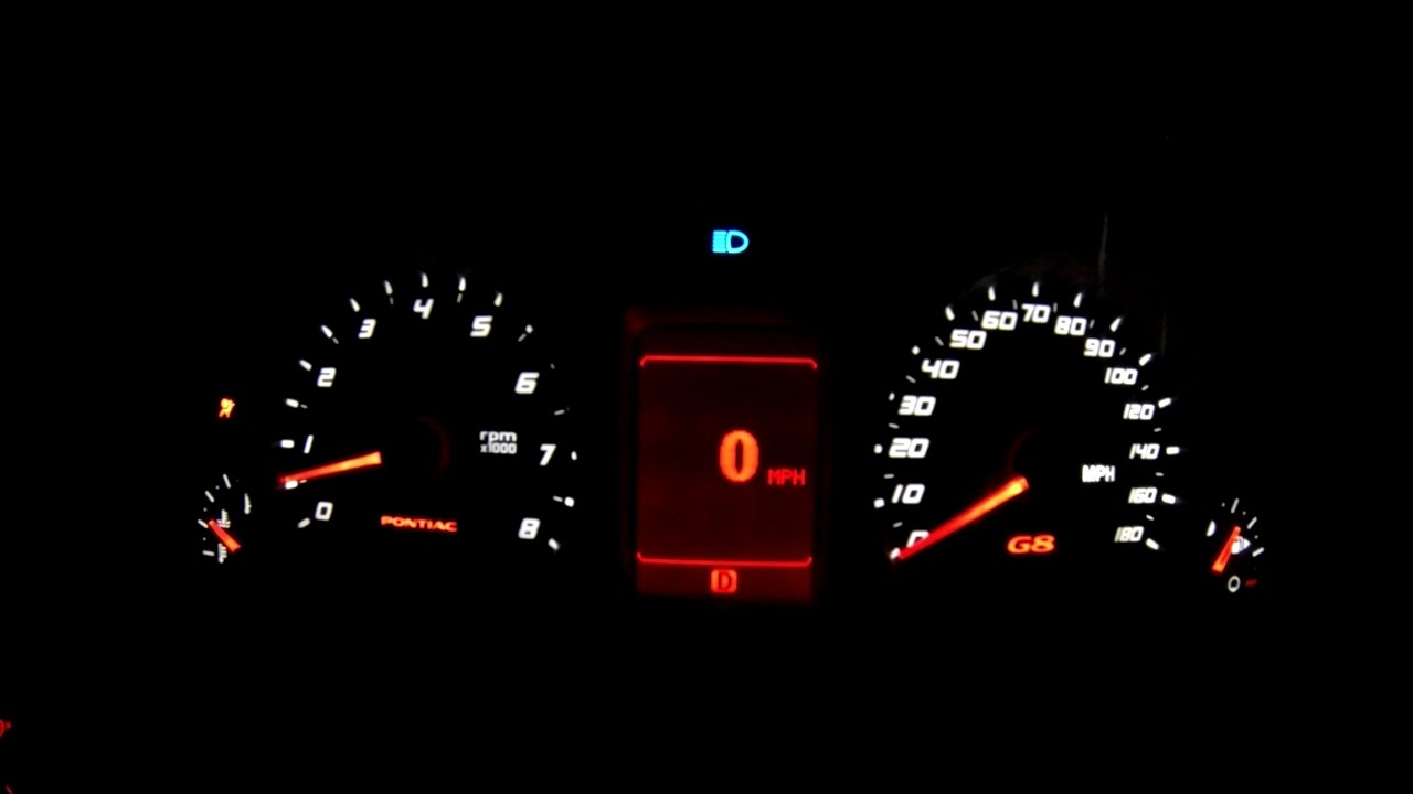 2008 Pontiac G8 Gt Supercharged Top Speed Run Youtube