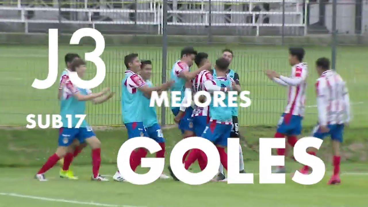 Mejores Goles | Sub-17 | Guard1anes 2020 | Jornada 3
