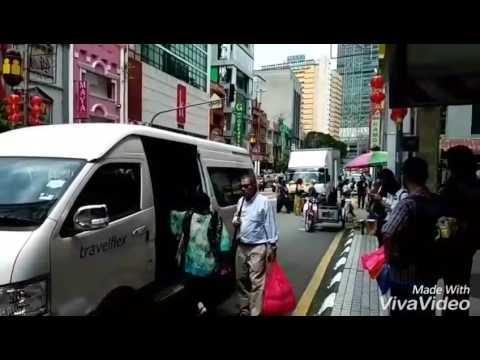 Van Sewa 18 Seater Van Hire Rental Kuala Lumpur http://travelflex.my