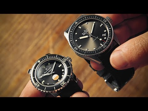 Here's How Blancpain Made The First Dive Watch | Watchfinder & Co.
