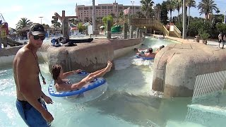 Whitewater River at Schlitterbahn Galveston