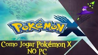 Pokémon X - Como jogar no PC - CITRA - [PT-BR]