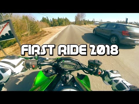 Swedish Motovlog - Season Premiere 2018