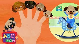 Finger Family (Dog Version)   CoComelon Nursery Rhymes & Kids Songs
