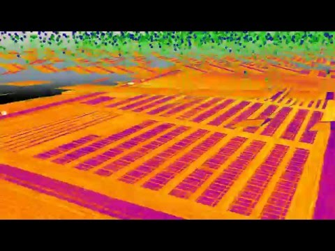 Workswell Wiris For Precision Agriculture With Pix4d Youtube
