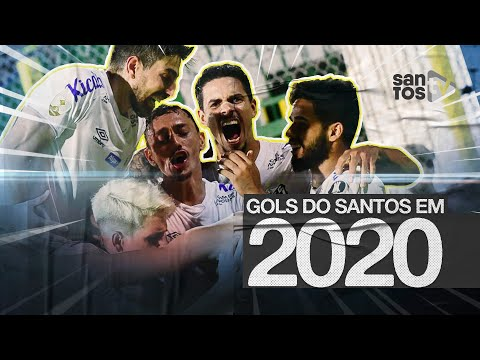 TODOS OS GOLS DO SANTOS EM 2020