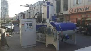 KAAN MAKİNA SANAYİ-PVC MIXER MACHINE