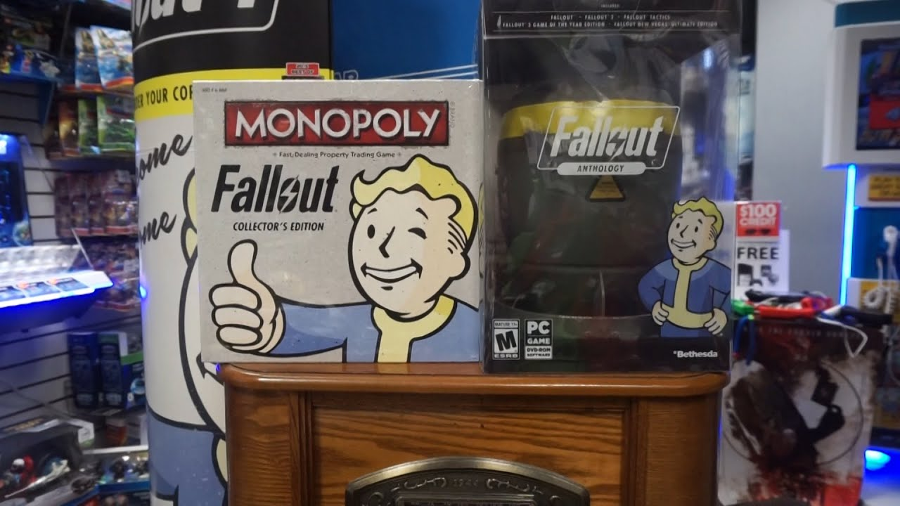 Fallout 4 Gamestop Midnight Release Youtube