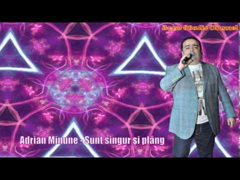 ADRIAN MINUNE - SUNT SINGUR SI PLANG, ZOOM STUDIO