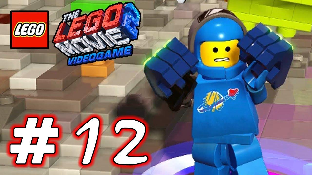 Lego Movie 2 Videogame Part 12 Benny Hd Gameplay Walkthrough