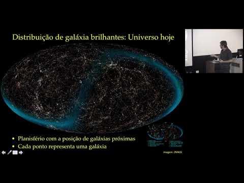 """""""Das galáxias à"""