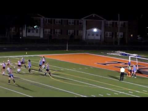 Hackettstown Vs West Morris Field Hockey 2016 Vid 3