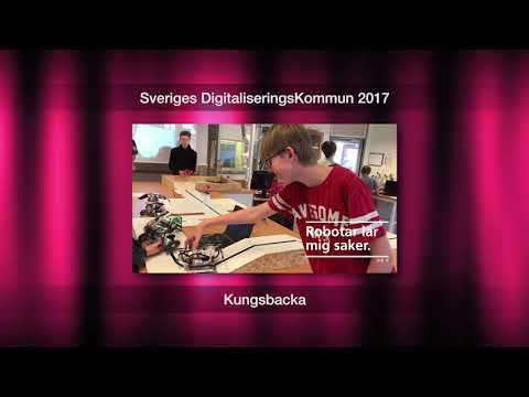 Nomineringsfilm - Sveriges DigitaliseringsKommun 2017