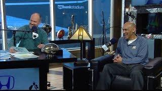 Pro Football Hall of Famer Tony Dungy Talks SB52, Tom Brady's Legacy & More - 2/1/18