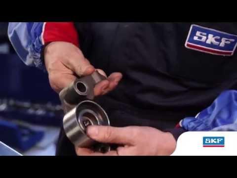 Skf Installing An Skf Timing Belt Kit W Water Pump On Doovi