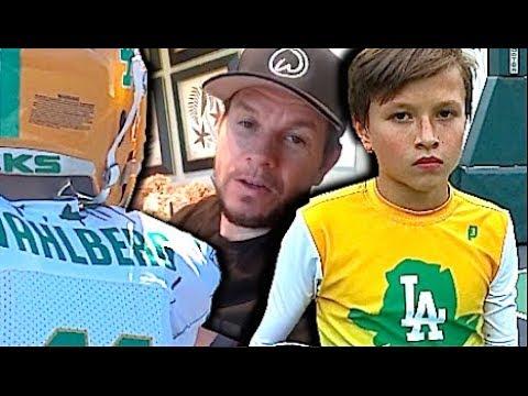 Michael Wahlberg   🏈🔥 Los Angeles Ducks  6th Grade Baller Youth Spotlight 2017