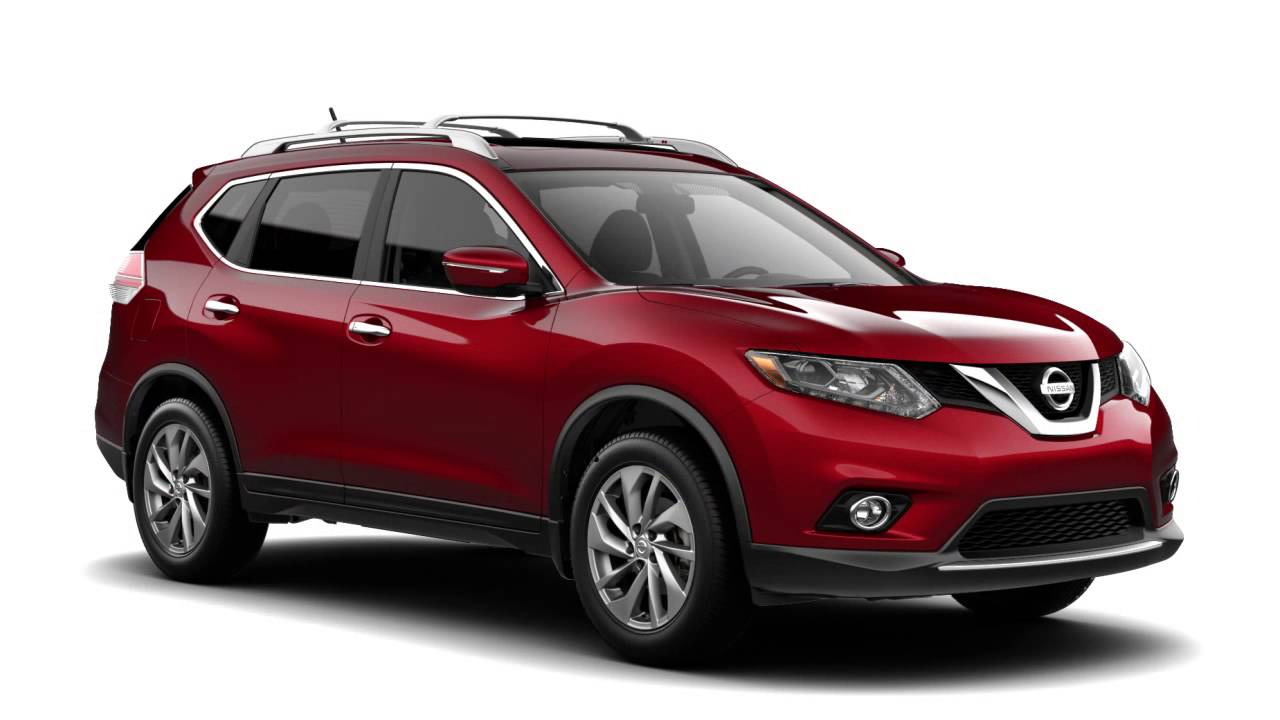 2016 Nissan Rogue - Heater and Air Conditioner (manual) (if so equipped)