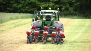CREA-CER - L'agricoltura conservativa. Progetto Bio-Tillage (video completo 1di2)
