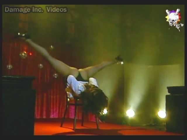 Natalia Oreiro - StripTease