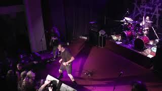 Napalm Death LIVE Unchallenged Hate - Jaroměř, Czech Republic 2018