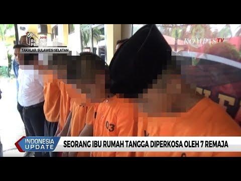Seorang Ibu Rumah Tangga Diperkosa 7 Remaja