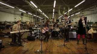 Jack & The Bear - Gone For Gold (Live @ Bristol Rhythm & Roots 2013)