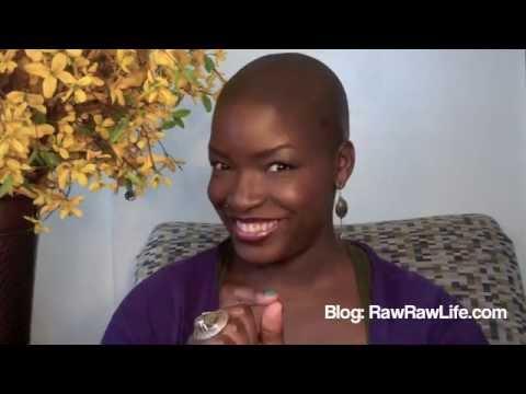 Juicing & Weight Loss - I Am My Word   Carla Douglin, Raw Raw Life