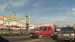 Авария в Кировском районе Перми