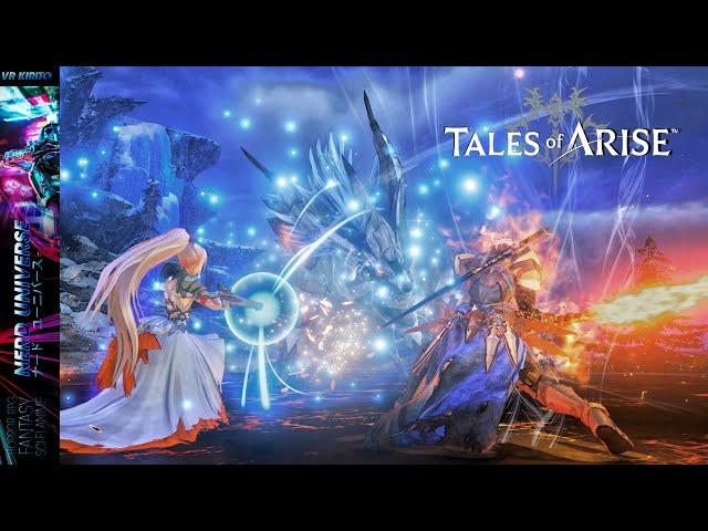 Tales Of Arise   #9 Bis zum Boss hoch kämpfen ✮ PC   Deutsch   JP O-Ton